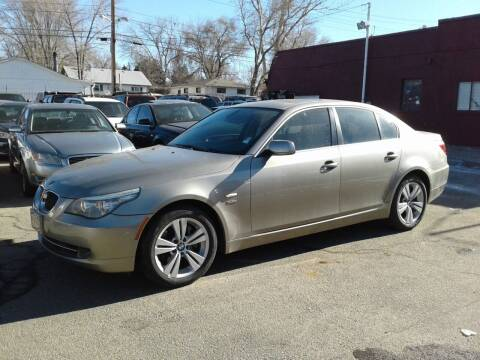 2010 BMW 5 Series for sale at B Quality Auto Check in Englewood CO