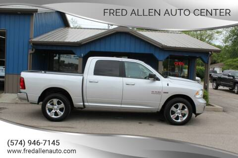 2017 RAM Ram Pickup 1500 for sale at Fred Allen Auto Center in Winamac IN