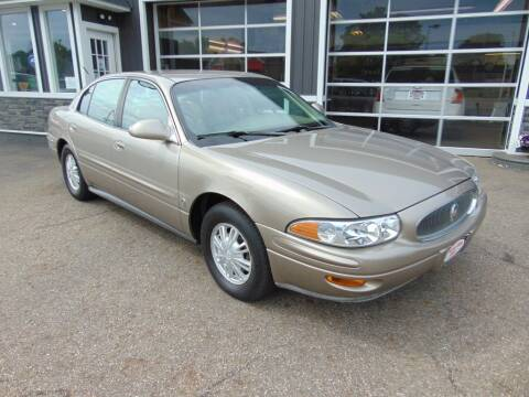 2004 Buick LeSabre for sale at Akron Auto Sales in Akron OH