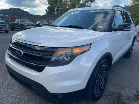 2015 Ford Explorer for sale at Turner's Inc - Main Avenue Lot in Weston WV