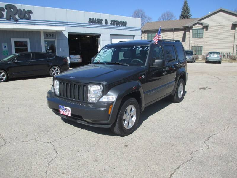 2010 Jeep Liberty for sale at Cars R Us Sales & Service llc in Fond Du Lac WI