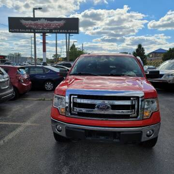 2014 Ford F-150 for sale at Washington Auto Group in Waukegan IL