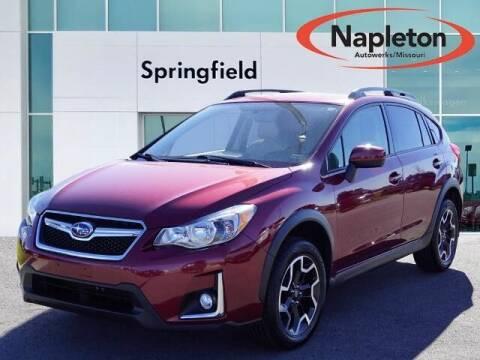 2017 Subaru Crosstrek for sale at Napleton Autowerks in Springfield MO