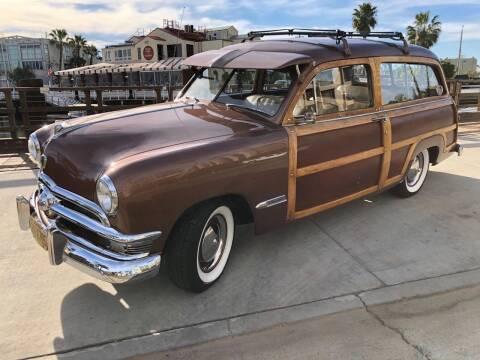 1950 Ford Custom for sale at Elite Dealer Sales in Costa Mesa CA