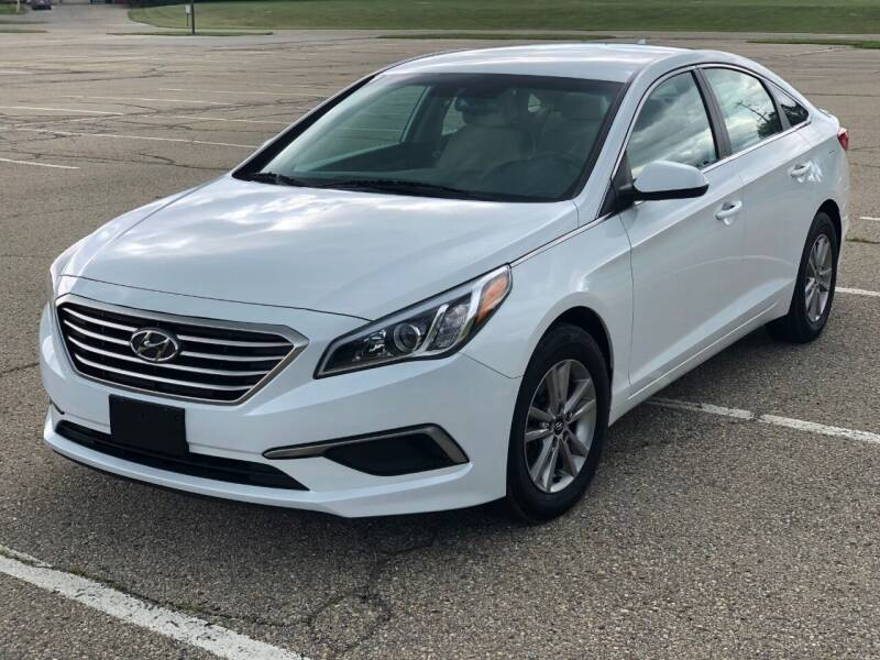 2016 Hyundai Sonata for sale at Dependable Auto in Fort Atkinson WI