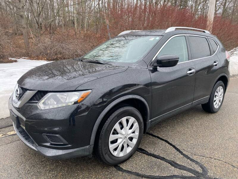 2016 Nissan Rogue for sale at Padula Auto Sales in Braintree MA