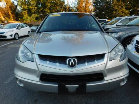 2009 Acura RDX for sale at AMERICAR INC in Laurel MD