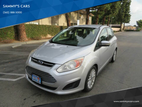 "2014 Ford C-MAX Hybrid for sale at SAMMY""S CARS in Bellflower CA"