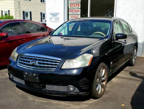 2006 Infiniti M35 for sale at The Car Store in Milford MA
