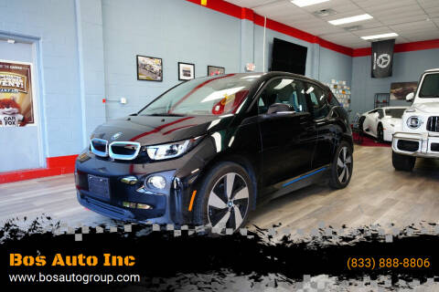 2017 BMW i3 for sale at Bos Auto Inc in Quincy MA