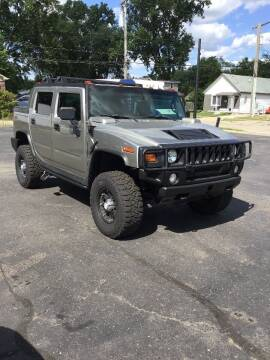 2005 HUMMER H2 SUT for sale at Car Now LLC in Madison Heights MI