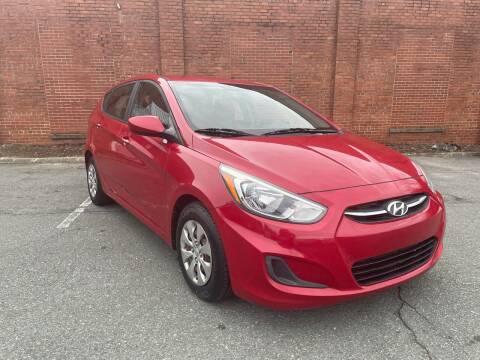 2016 Hyundai Accent for sale at Pristine AutoPlex in Burlington NC