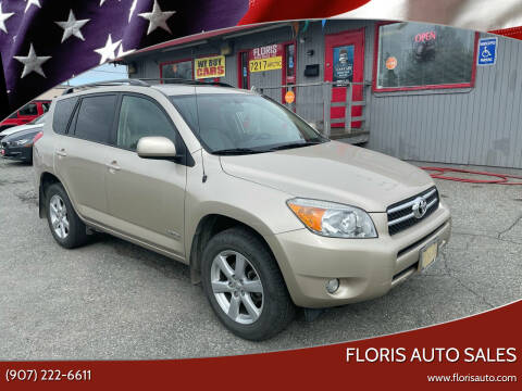 2006 Toyota RAV4 for sale at FLORIS AUTO SALES in Anchorage AK