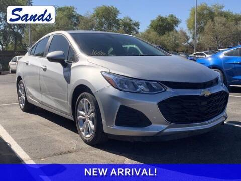 2019 Chevrolet Cruze for sale at Sands Chevrolet in Surprise AZ