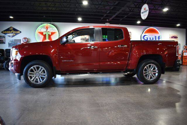 2017 GMC Canyon for sale at Choice Auto & Truck Sales in Payson AZ