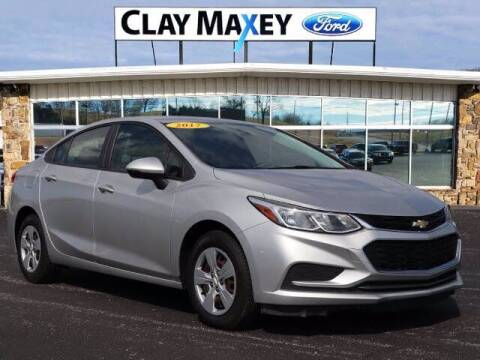 2017 Chevrolet Cruze for sale at Clay Maxey Ford of Harrison in Harrison AR