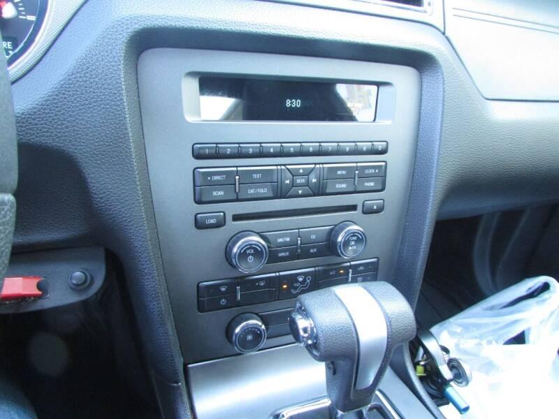 2012 Ford Mustang GT Premium 2dr Fastback - Black River Falls WI