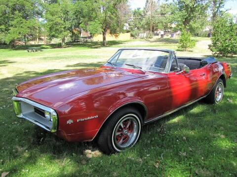 1967 Pontiac Firebird for sale at Street Dreamz in Denver CO