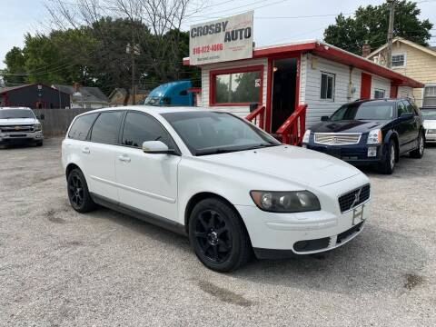 2006 Volvo V50 for sale at Crosby Auto LLC in Kansas City MO