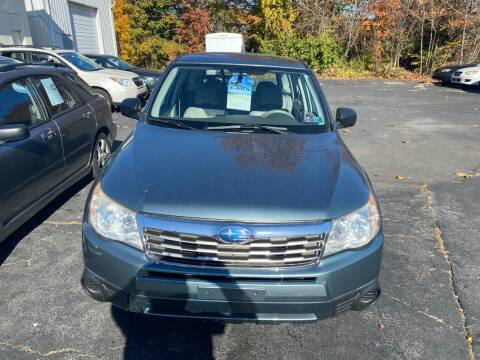 2009 Subaru Forester for sale at Bethlehem Auto Sales in Bethlehem PA