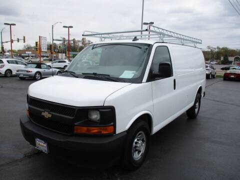 2017 Chevrolet Express Cargo for sale at Windsor Auto Sales in Loves Park IL