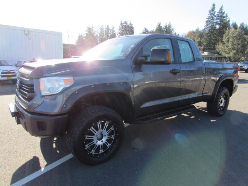 2014 Toyota Tundra for sale at 101 Budget Auto Sales in Coos Bay OR