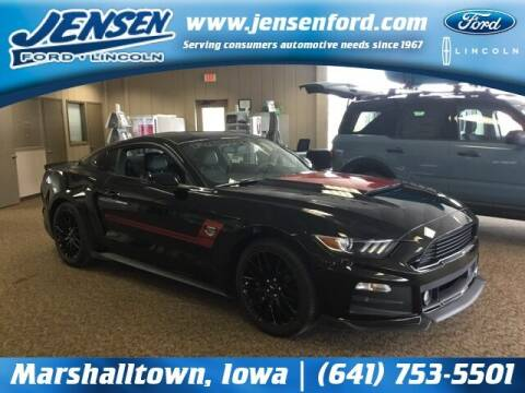 2015 Ford Mustang for sale at JENSEN FORD LINCOLN MERCURY in Marshalltown IA