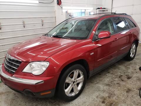 2007 Chrysler Pacifica for sale at Jem Auto Sales in Anoka MN