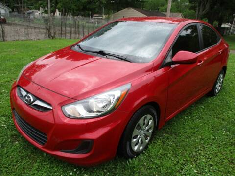 2014 Hyundai Accent for sale at Dons Carz in Topeka KS