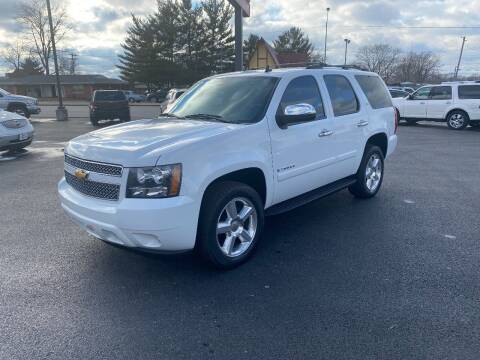 2008 Chevrolet Tahoe for sale at Approved Automotive Group in Terre Haute IN