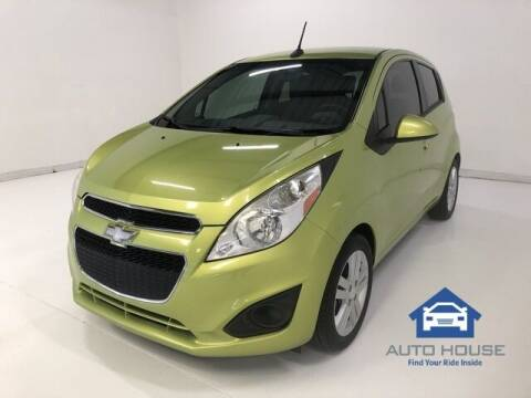 2013 Chevrolet Spark for sale at AUTO HOUSE PHOENIX in Peoria AZ