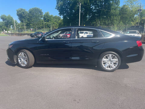 2015 Chevrolet Impala for sale at Beckham's Used Cars in Milledgeville GA