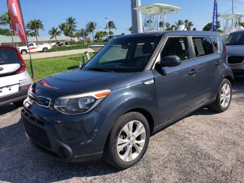 2015 Kia Soul for sale at Key West Kia in Key West Or Marathon FL
