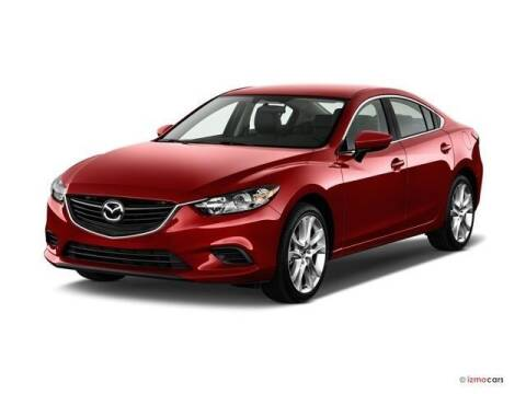 2014 Mazda MAZDA6 for sale at USA Auto Inc in Mesa AZ