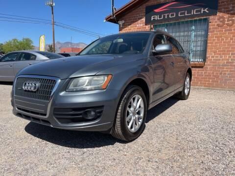 2012 Audi Q5 for sale at Auto Click in Tucson AZ