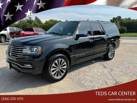 2015 Lincoln Navigator L for sale at TEDS CAR CENTER in Athens AL