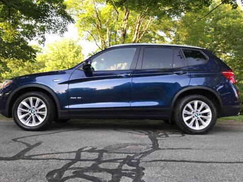 2016 BMW X3 for sale at Reynolds Auto Sales in Wakefield MA