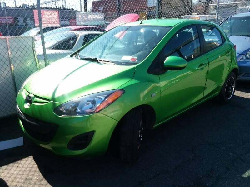 2013 Mazda MAZDA2 for sale at International Auto Sales Inc in Staten Island NY