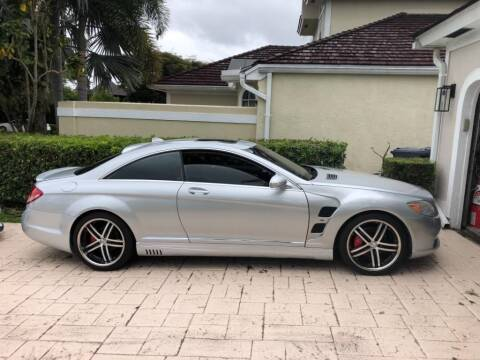 2008 Mercedes-Benz CL Class for sale at AUTOSPORT in Wellington FL