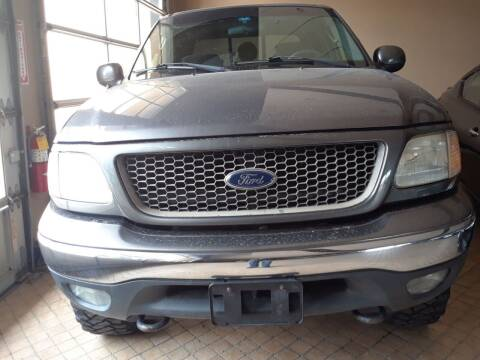 2003 Ford F-150 for sale at Auto Haus Imports in Grand Prairie TX