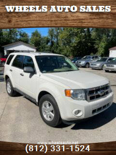 2012 Ford Escape for sale at Wheels Auto Sales in Bloomington IN