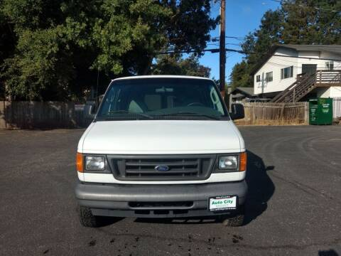 2007 Ford E-Series Cargo for sale at Auto City in Redwood City CA
