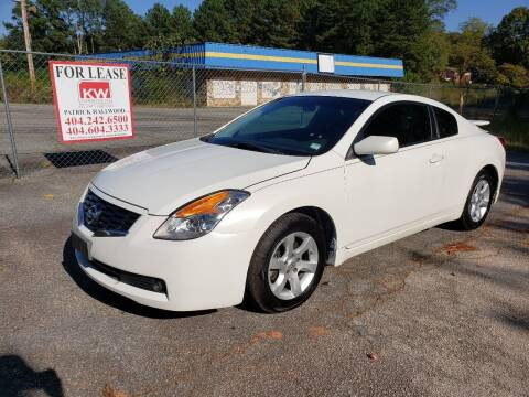 2009 Nissan Altima for sale at GA Auto IMPORTS  LLC in Buford GA
