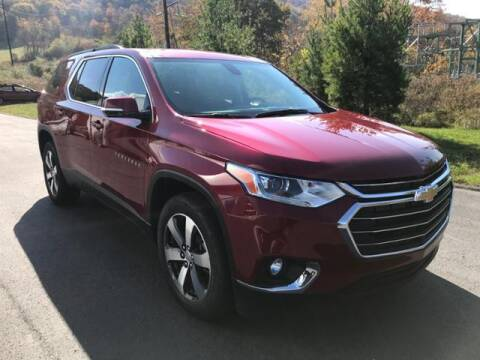 2020 Chevrolet Traverse for sale at Hawkins Chevrolet in Danville PA