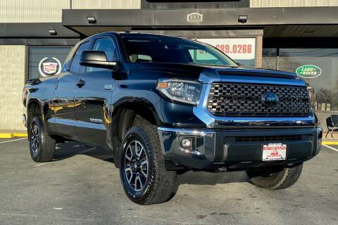 2018 Toyota Tundra for sale at Michaels Auto Plaza in East Greenbush NY