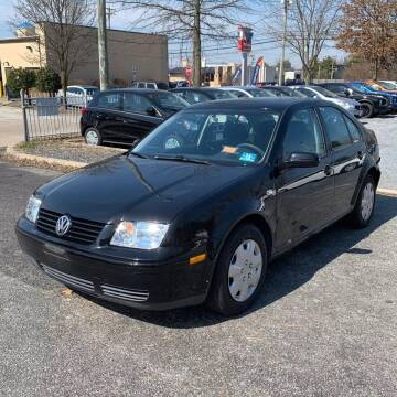 2003 Volkswagen Jetta for sale at CRS 1 LLC in Lakewood NJ