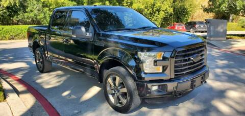 2016 Ford F-150 for sale at Motorcars Group Management - Bud Johnson Motor Co in San Antonio TX