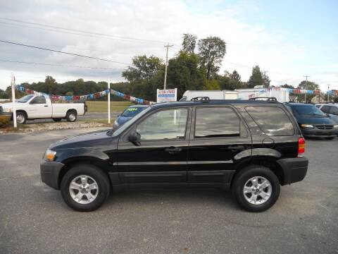 2006 Ford Escape for sale at All Cars and Trucks in Buena NJ