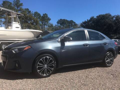 2014 Toyota Corolla for sale at #1 Auto Liquidators in Yulee FL