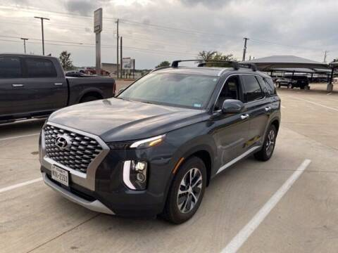2021 Hyundai Palisade for sale at Jerry's Buick GMC in Weatherford TX